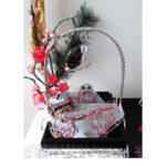 お正月の賑祝い箸置きセット