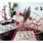 春の祝い/協会作品【お正月】