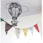 Daydream Believer(気球のダウンライトカバー)