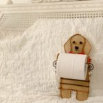 愛犬ペーパー&ツールホルダー / ダックス